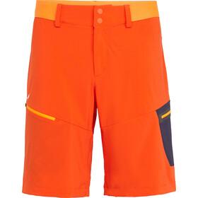 Salewa Pedroc Cargo 2 Durastretch korte broek Heren oranje